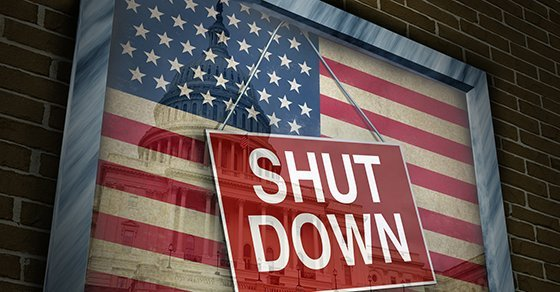 Federal government shutdown creates tax filing uncertainty