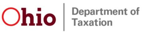Ohio Department of Taxation Online Services