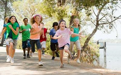 If your kids are off to day camp, you may be eligible for a tax break