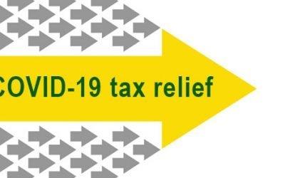 Coronavirus (COVID-19): Tax relief for small businesses