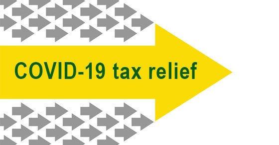 Coronavirus (COVID-19): Tax relief for small businesses