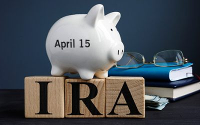 Didn't contribute to an IRA last year? There still may be time