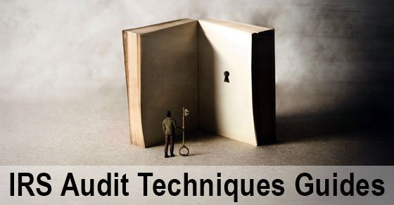 Want to find out what IRS auditors know about your business industry?