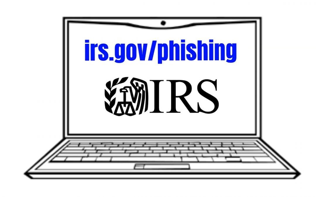 IRS video tax tip: Here's How to Avoid IRS Text Message Scams