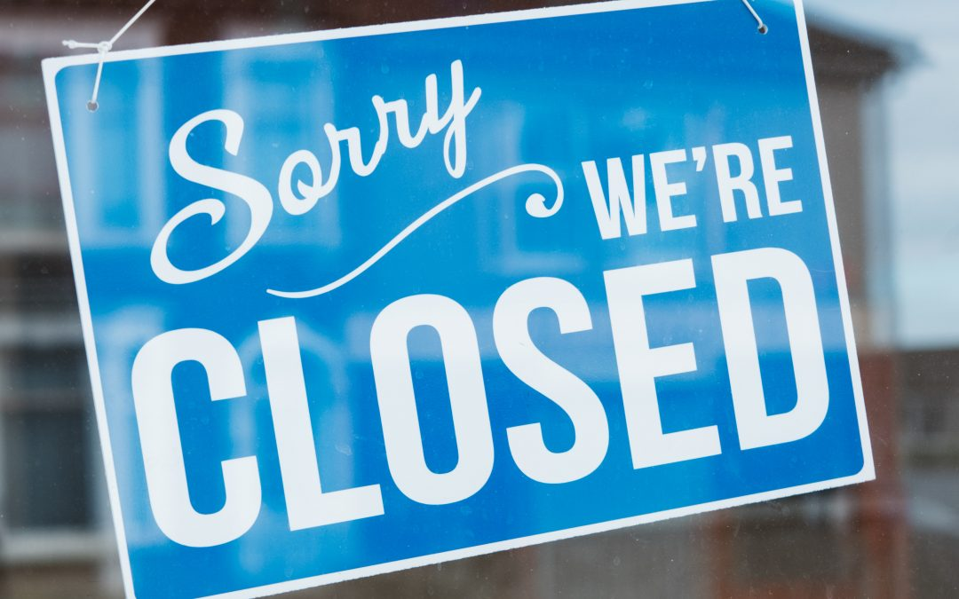 The tax responsibilities that come with shutting down a business